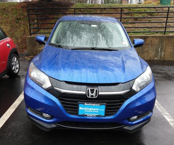 Showcase cover image for KristaT's 2018 Honda HR-V