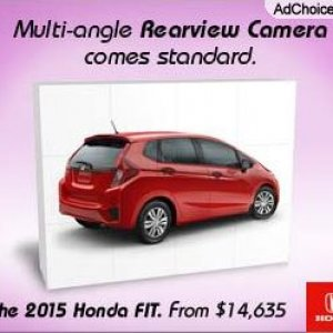 fit multi angle rearview camera standard hrv